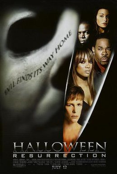 Picture of a movie: Halloween: Resurrection
