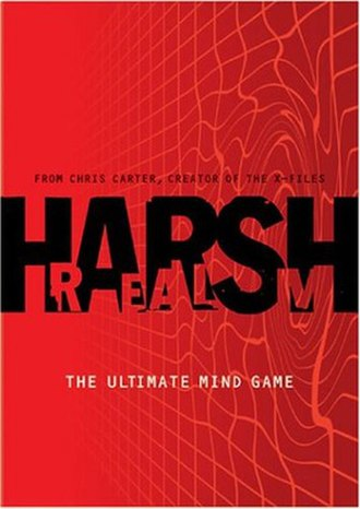 Harsh Realm - DVD cover