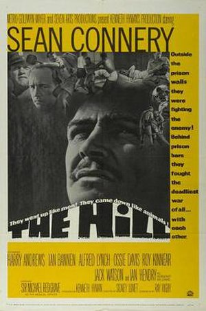 The Hill (film) - original film poster