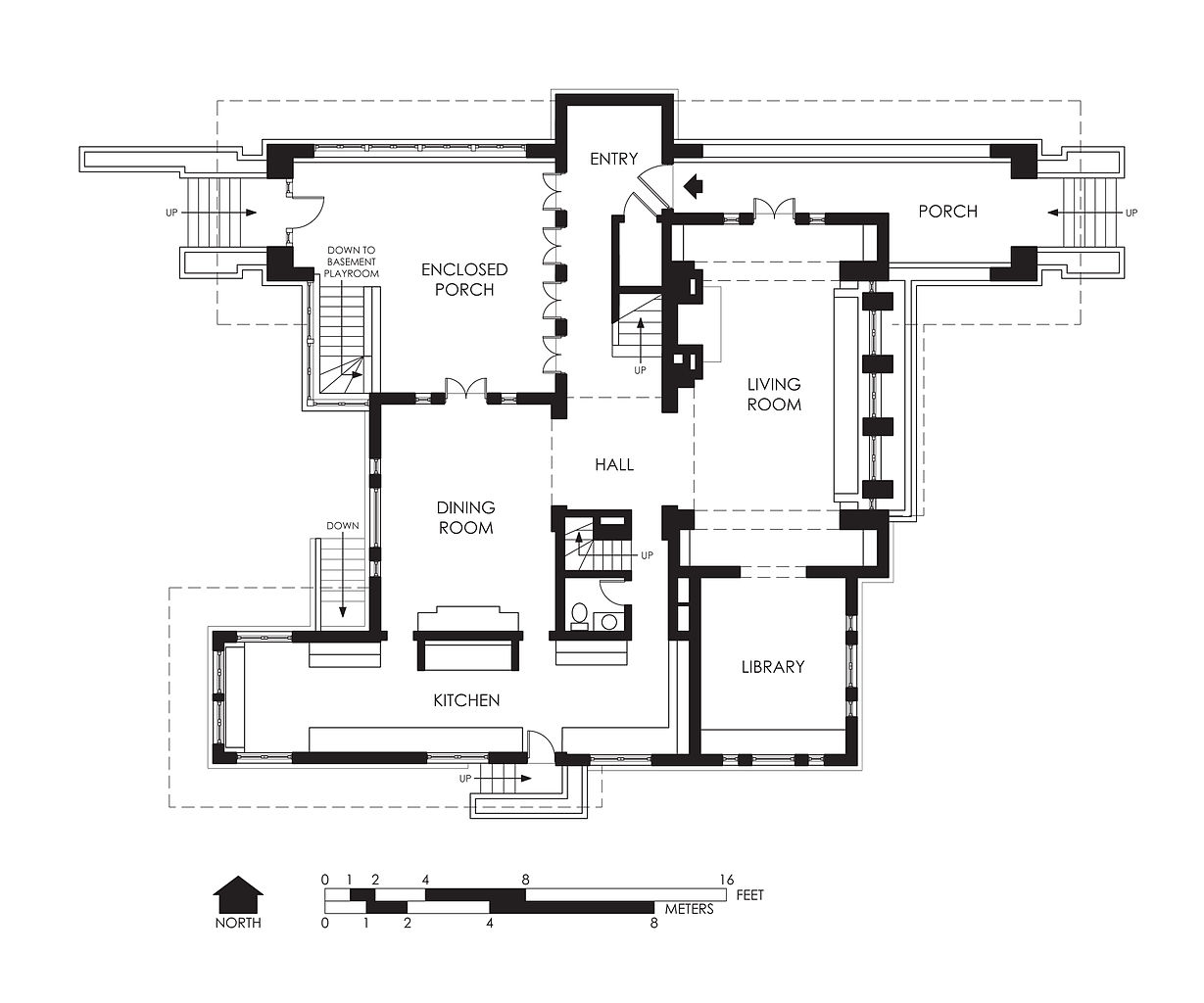 File:Hills DeCaro House First Floor Plan