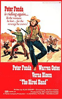 <i>The Hired Hand</i> 1971 film by Peter Fonda