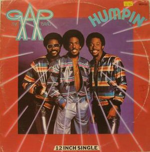 Humpin' - Image: Humpin' (Gap Band album cover art)