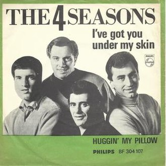 I've Got You Under My Skin - Image: I've Got You Under My Skin The Four Seasons