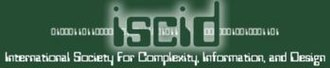 International Society for Complexity, Information, and Design - Image: ISCID logo