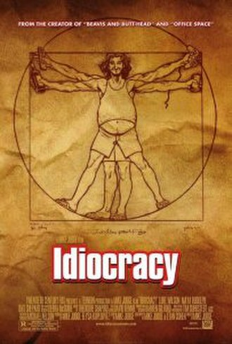 Idiocracy - Theatrical release poster