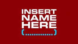 <i>Insert Name Here</i>