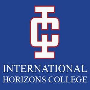 International Horizons College - Image: International Horizons College Logo