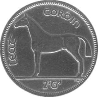Half crown (Irish coin)