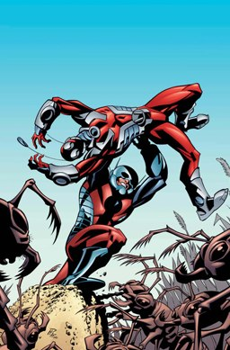Irredeemable Ant-Man Vol 1 5 Textless