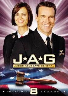 <i>JAG</i> (season 8) Season of television series