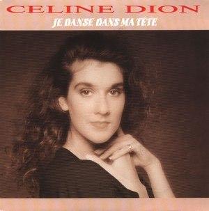 Je danse dans ma tête - Image: Je danse dans ma tête (Celine Dion single) cover art