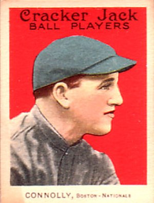 Joe Connolly (1910s outfielder) - Image: Joe Connolly