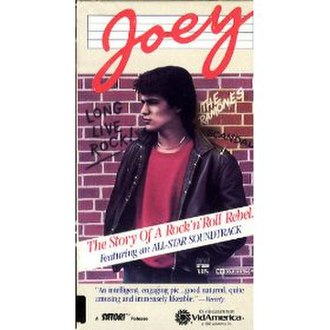 Joey (1986 film) - VHS cover