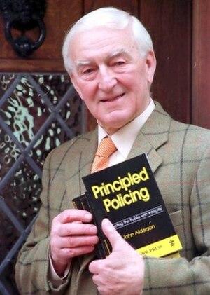 John Alderson (police officer) - Image: John Alderson (police officer)