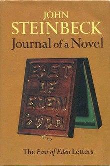 Journal of a Novel - Wikipedia