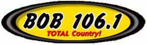 KLCI - Bob 106 logo used until March 2008