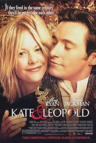 Kate & Leopold - Theatrical release poster