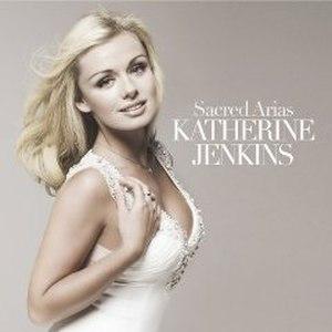 Sacred Arias (Katherine Jenkins album) - Image: Katherine Jenkins Sacred Arias