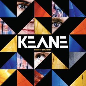 Perfect Symmetry (Keane album) - Image: Keane Perfect Symmetry