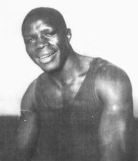 Kid Norfolk American boxer