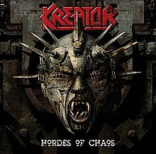 Hordes of Chaos (album) - Wikipedia