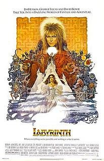 <i>Labyrinth</i> (1986 film) 1986 film by Jim Henson