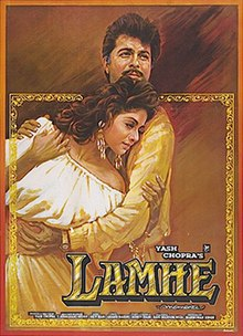 download Lamhe 1991 Hindi Movie BluRay 480p | 720p
