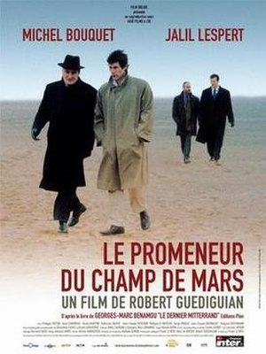 The Last Mitterrand - Film poster