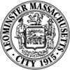 Official seal of Leominster, Massachusetts