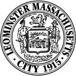 Official seal of Leominster, Massachusetts