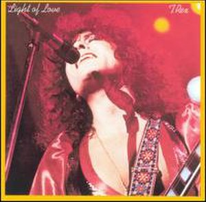 Light of Love - Image: Light of Love (T.Rex album) cover art