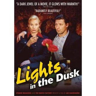 Lights in the Dusk - DVD cover