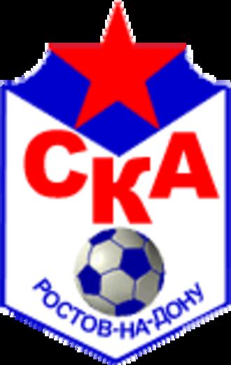 FC SKA Rostov-on-Don - Club logo