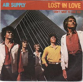 Lost in Love (Air Supply song) - Image: Lost in Love Air Supply