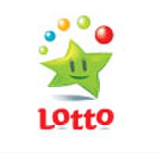 National Lottery (Ireland) - Lotto logo in use from 2008 onwards