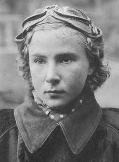 Lydia Litvyak Soviet flying ace