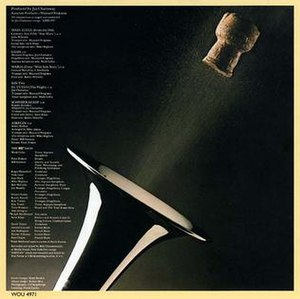 New Vintage (Maynard Ferguson album) - Image: MF New Vintage(Back)