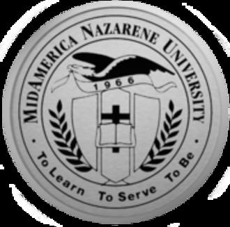 MidAmerica Nazarene University - Image: MN Useal