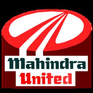 Mahindra United - Logo