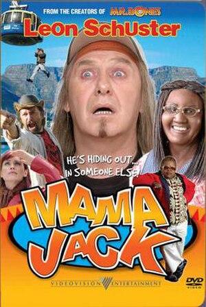 Mama Jack - Mama Jack DVD Cover