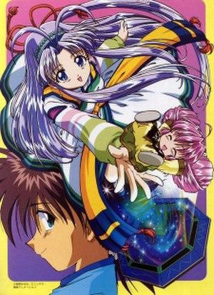 Mamotte Shugogetten - Promotional image.