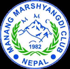 Manang Marshyangdi Club - Logo