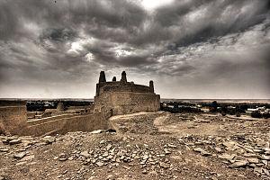 Dumat al-Jandal - Marid Castle in Dumah