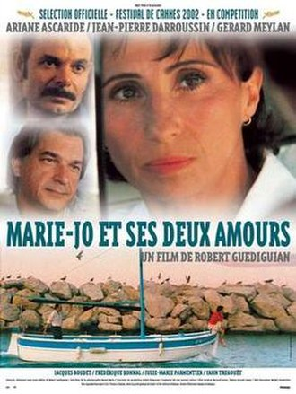 Marie-Jo and Her Two Lovers - Film poster