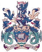 The Arms of Medina Borough Council