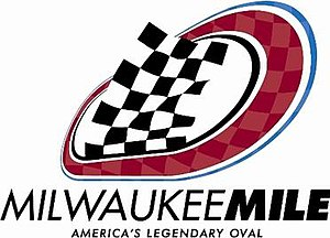 Milwaukee Mile - Image: Milwaukee Mile logo