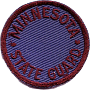 Minnesota State Guard - Image: Minnesota State Guard Shoulder Patch