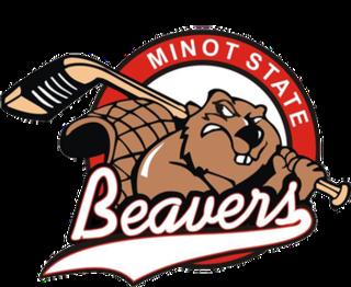Minot State Beavers womens ice hockey