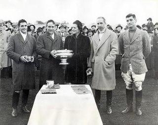 Monty Waterbury Cup