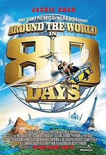 <i>Around the World in 80 Days</i> (2004 film) 2004 film by Frank Coraci